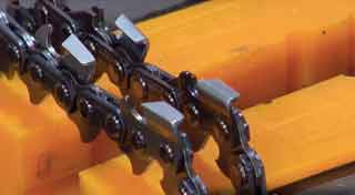 Chainsaw Chain Types