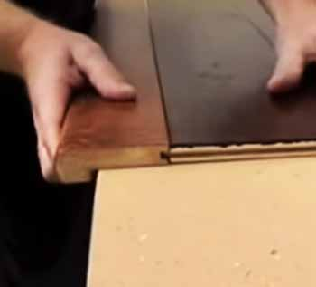 How to Install Stairnose