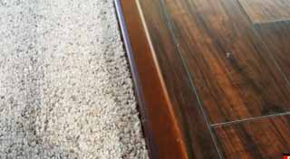 Laminate Flooring Transition