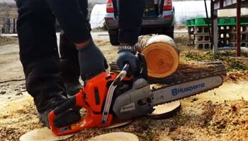 Husqvarna Chainsaw wont Start