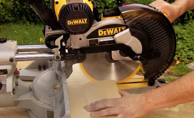 What is a Miter Saw Used For