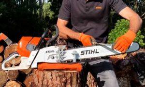 Stihl Chainsaw Sharpening