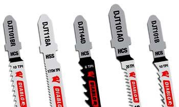 HSC Jigsaw Blades