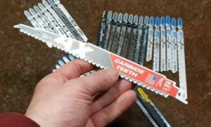Types of Jigsaw Blades