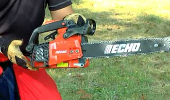 Echo Chainsaw for Handy Customers
