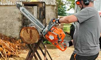 Husqvarna Chainsaw for Heavy Duty