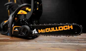 McCulloch Chainsaw for High Performance